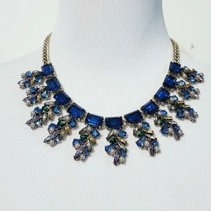 Jewelry - Blue Dreams Statement Necklace